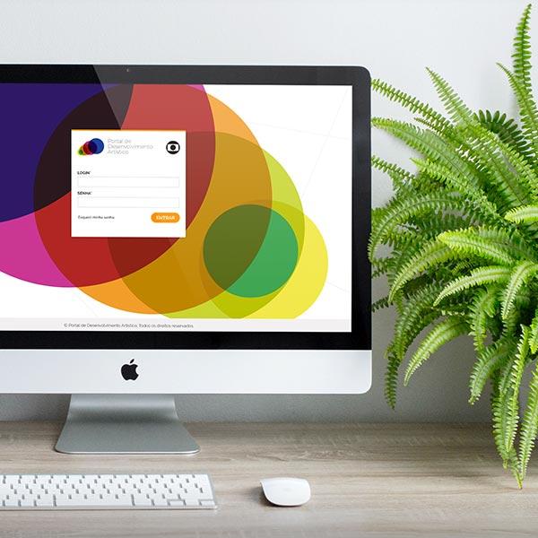 Portal de Desenvolvimento Artísitico – Globo